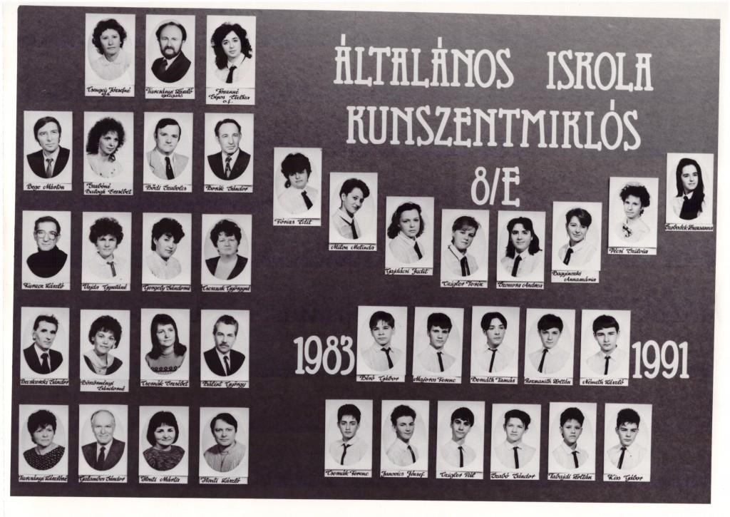 1991. - 8.e
