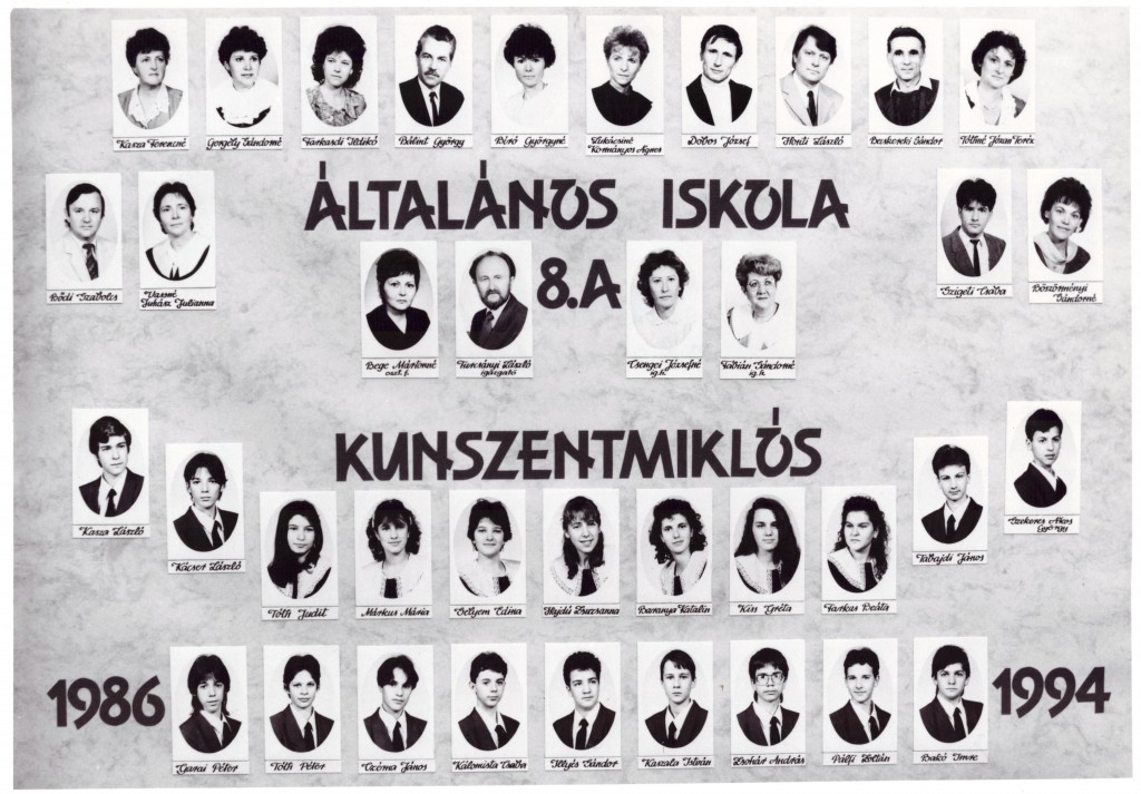 1994. - 8.a