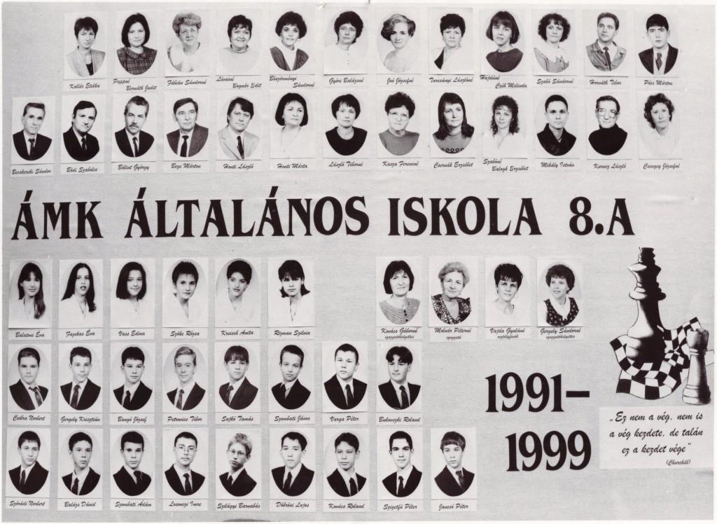 1999. - 8.a