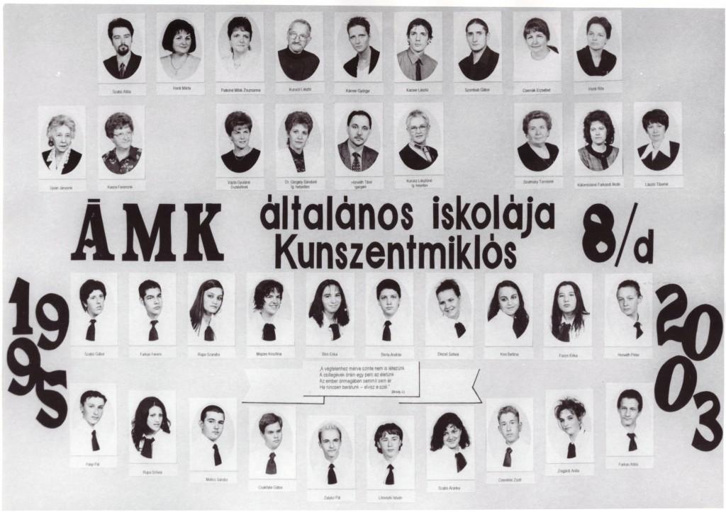 2003. - 8.d