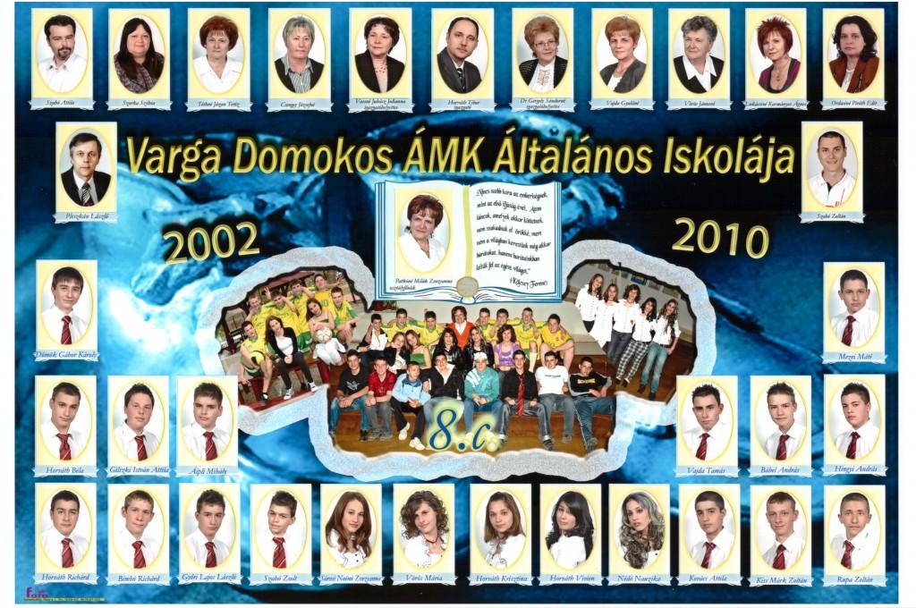 2010. - 8.c